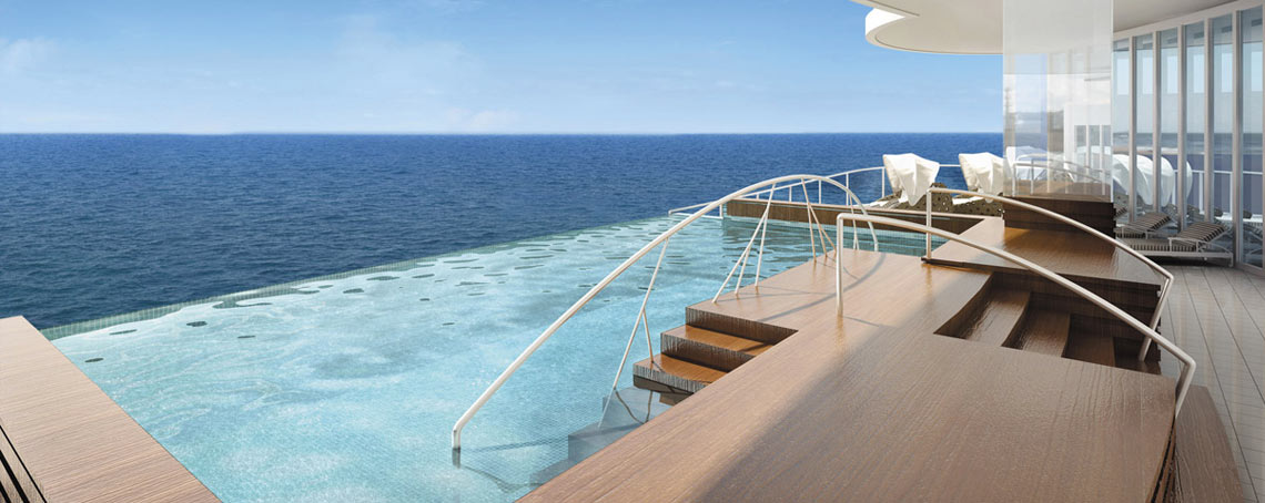 Super luxurious Ocean Cruises