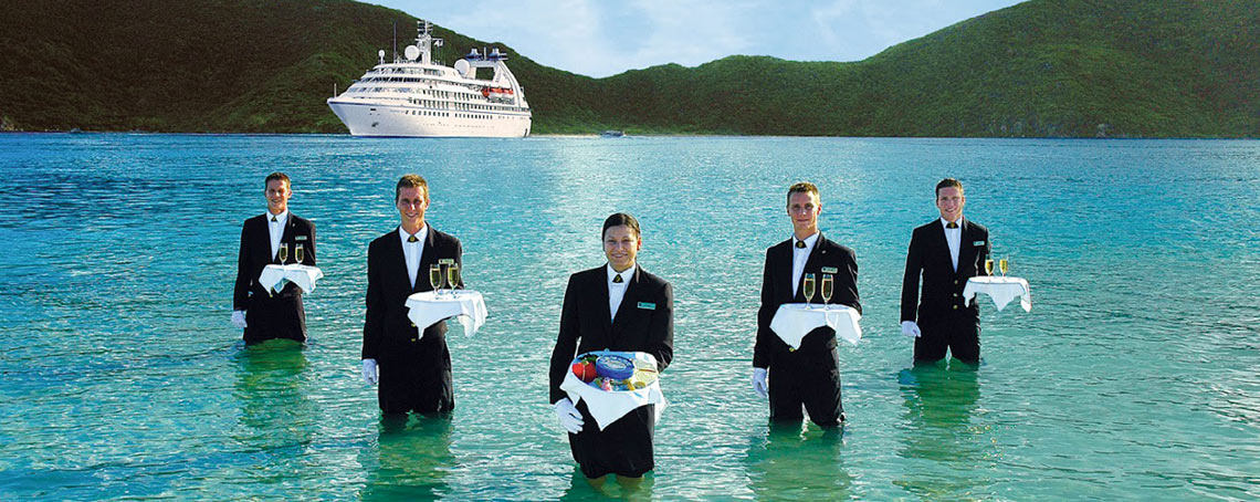 All-Inclusive Cruises in Suite to the Caribbean Islands